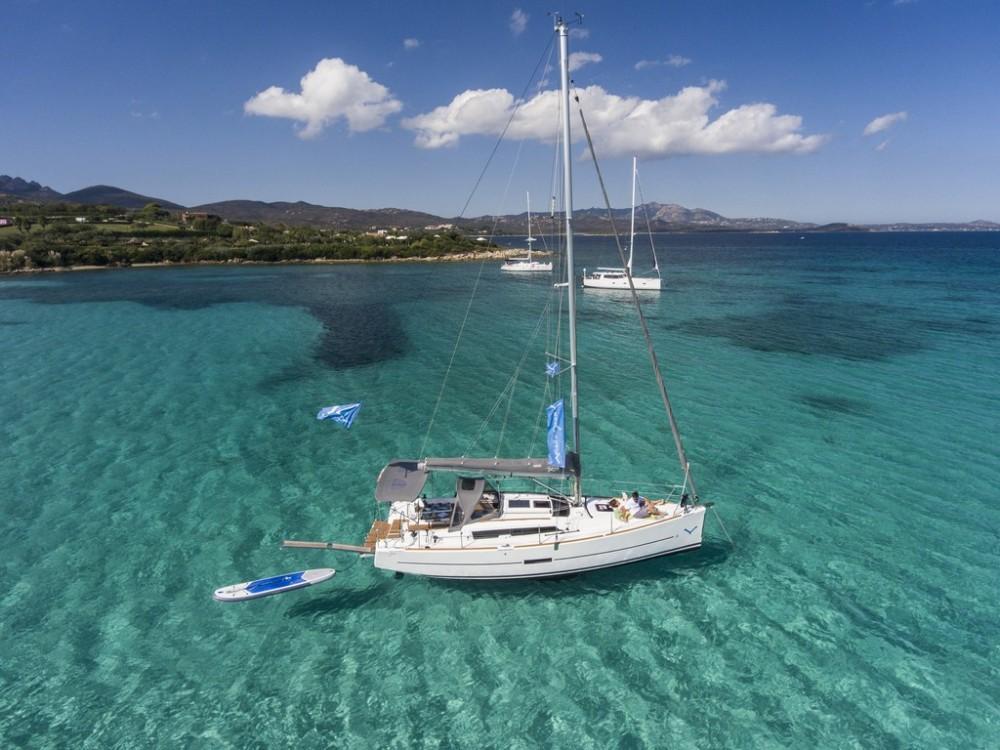 Location yacht à Olbia - Dufour Dufour 350 sur SamBoat
