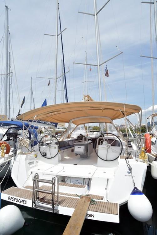Bénéteau Oceanis 48 entre particuliers et professionnel à Péloponnèse, Grèce occidentale et Îles Ioniennes