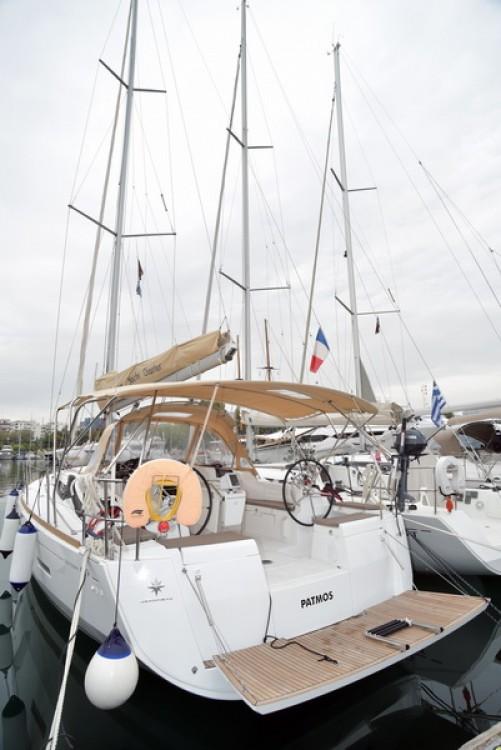 Location bateau Jeanneau Sun Odyssey 449 à Athènes sur Samboat