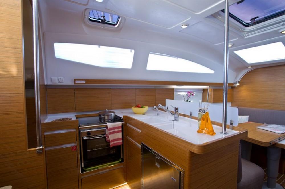 Location yacht à Traù - Elan Elan 40 impression sur SamBoat
