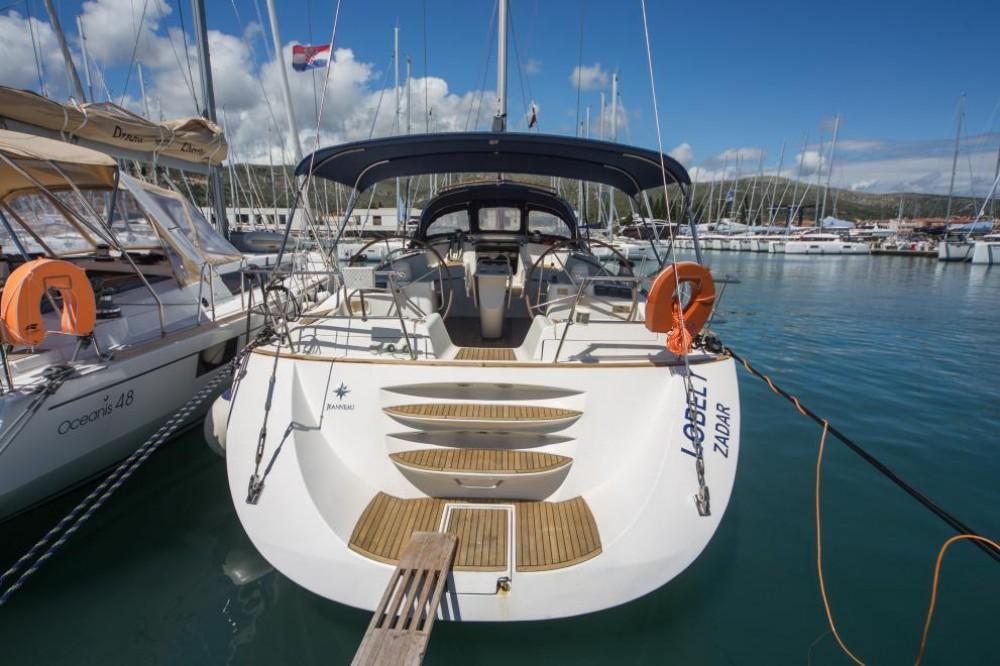 Location bateau Jeanneau Sun Odyssey 54 DS à Trogir sur Samboat