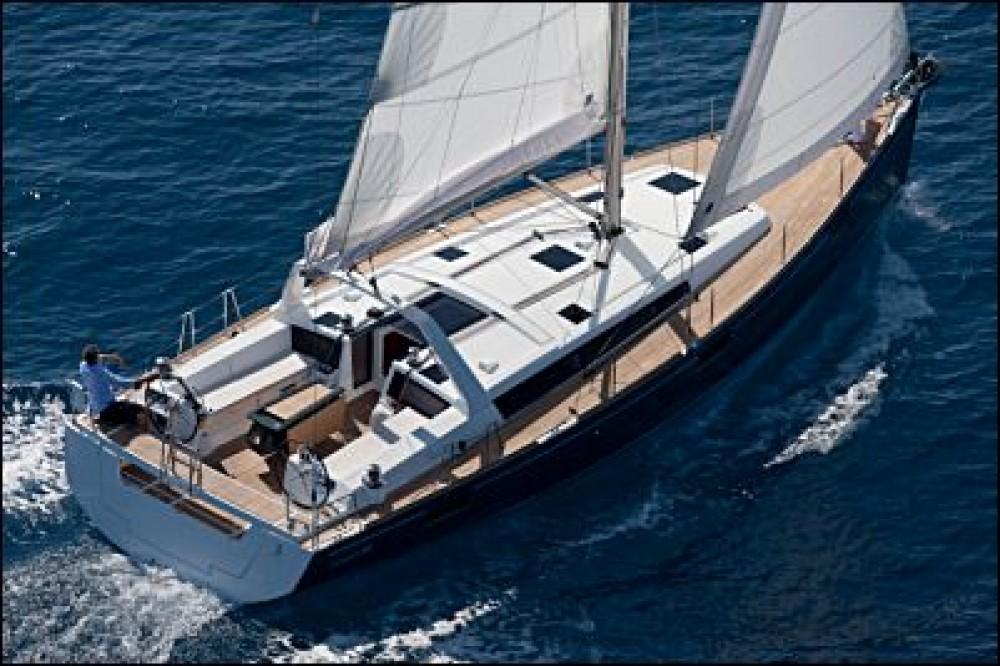 Location bateau Trogir pas cher Oceanis 48