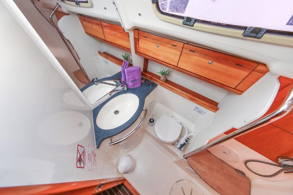 Bavaria Cruiser 39 entre particuliers et professionnel à