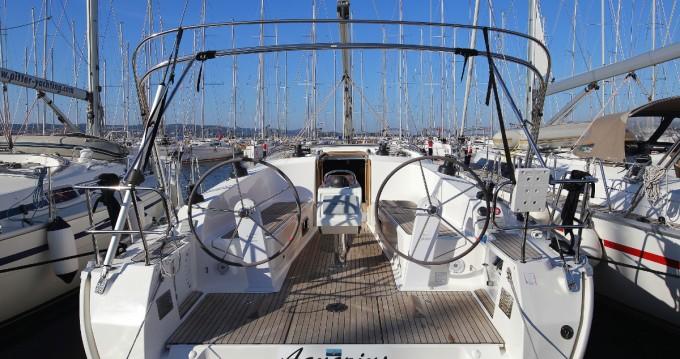 Bavaria Cruiser 41 entre particuliers et professionnel à Biograd na Moru