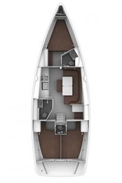 Location Voilier à Biograd na Moru - Bavaria Cruiser 41