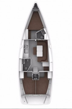 Location bateau Jezera pas cher Cruiser 41