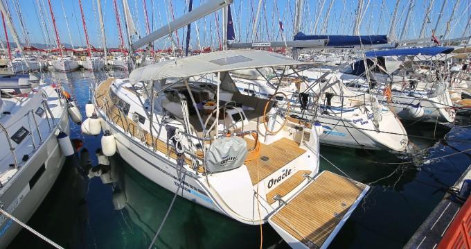 Bavaria Cruiser 37 entre particuliers et professionnel à Biograd na Moru