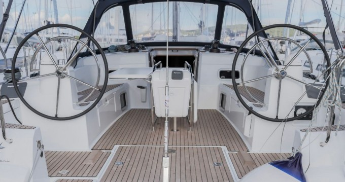 Location yacht à Komolac - Jeanneau Sun Odyssey 519 sur SamBoat