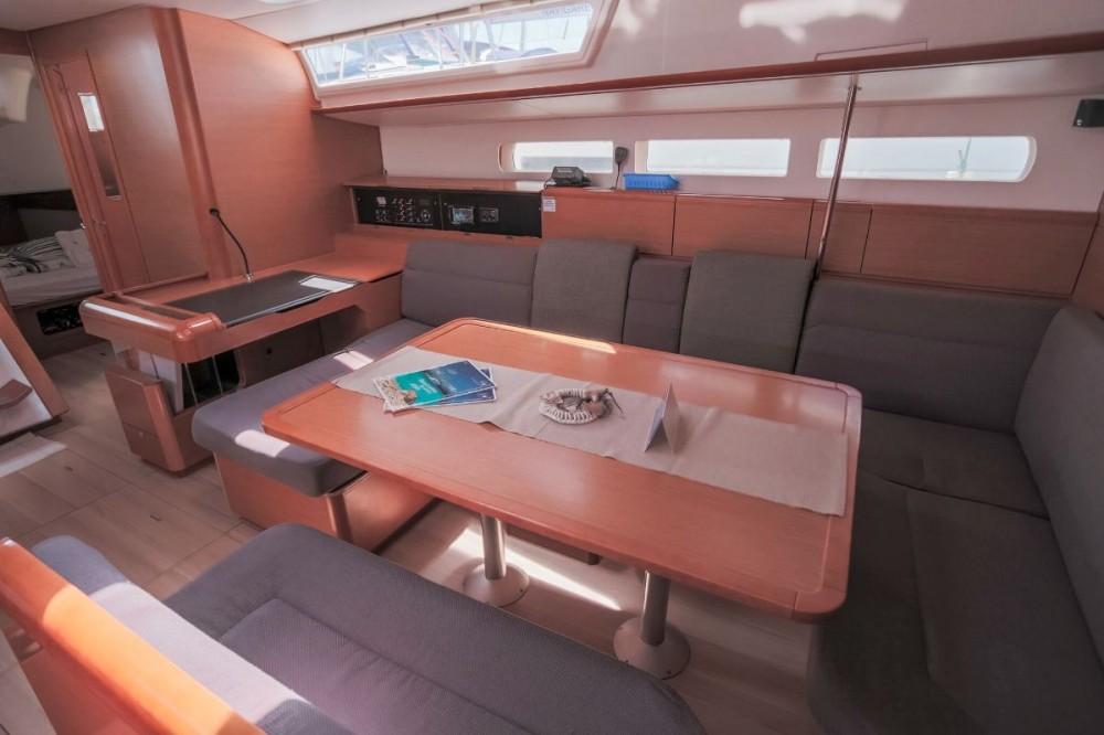 Location yacht à Croatie - Jeanneau Sun Odyssey 509 - 5 + 1 cab. sur SamBoat