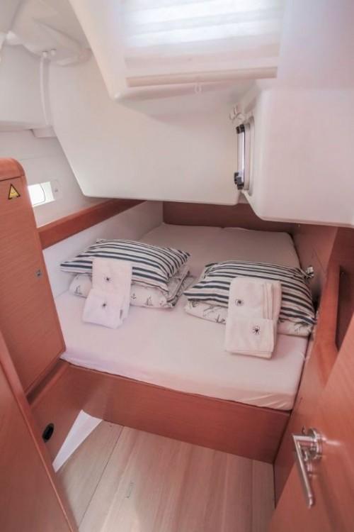 Location bateau Croatie pas cher Sun Odyssey 509 - 5 + 1 cab.
