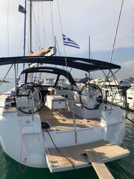 Location Voilier à Athènes - Jeanneau Sun Odyssey 519