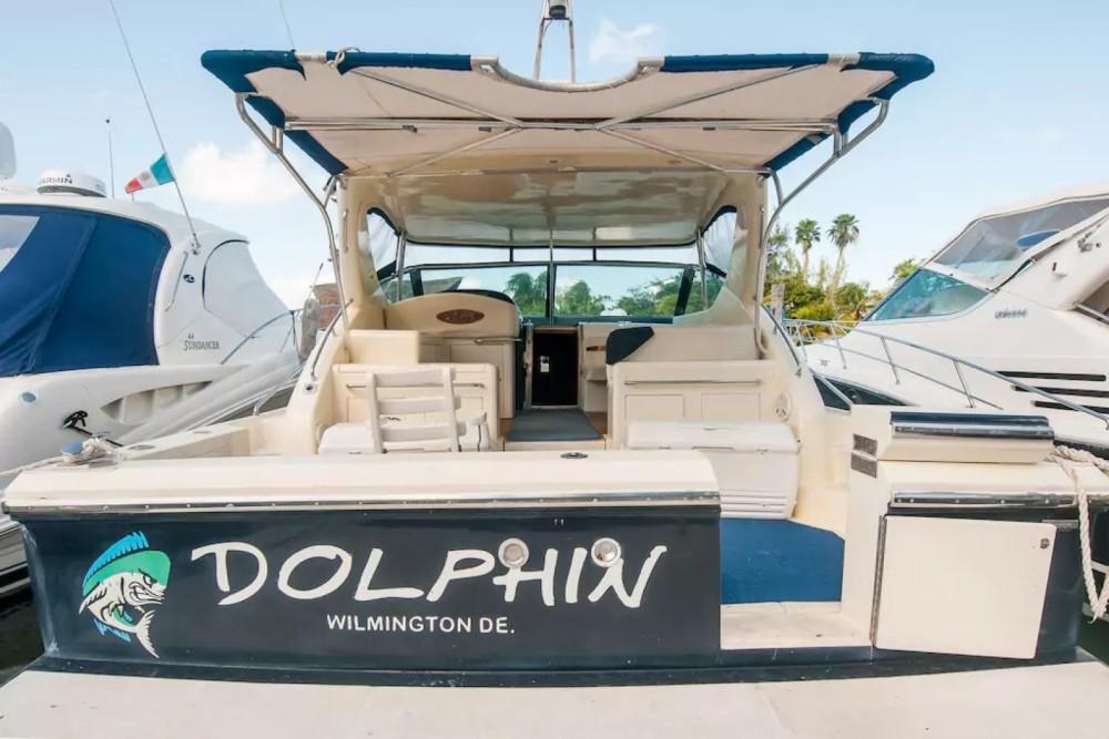 Louer Bateau à moteur avec ou sans skipper Uniesse à Cancún