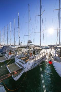 Location bateau Bavaria Cruiser 45 à Biograd na Moru sur Samboat