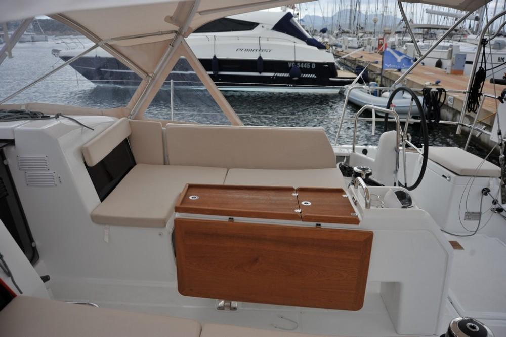 Location bateau Jeanneau Sun Odyssey 440 à  sur Samboat