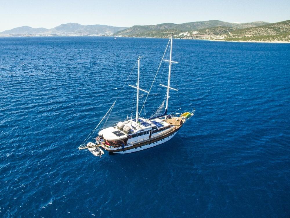 Location bateau Bodrum pas cher Gulet