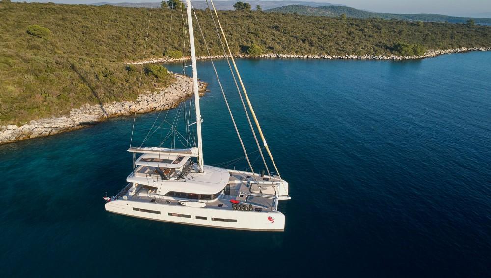 Location yacht à Kaštel Gomilica - Lagoon Lagoon Seventy 7 sur SamBoat