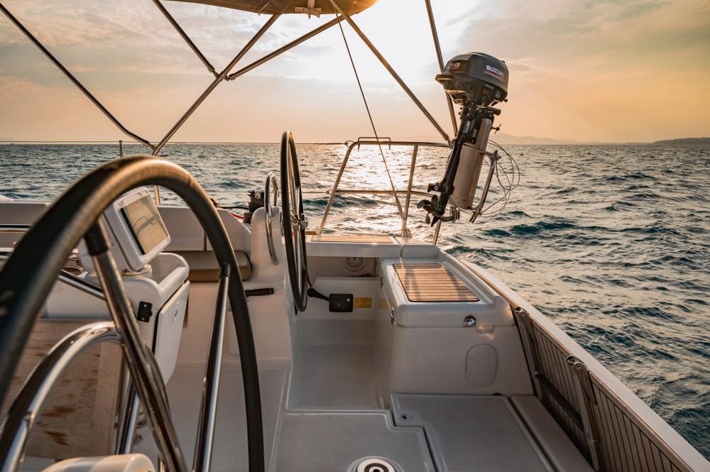 Location bateau Leucade pas cher Sun Odyssey 449