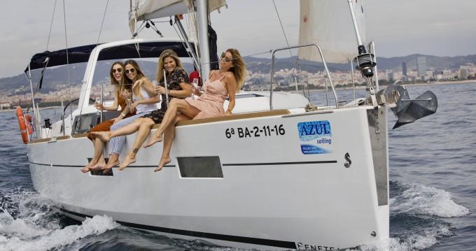 Location bateau Bénéteau Oceanis 35.1 à Barcelone sur Samboat