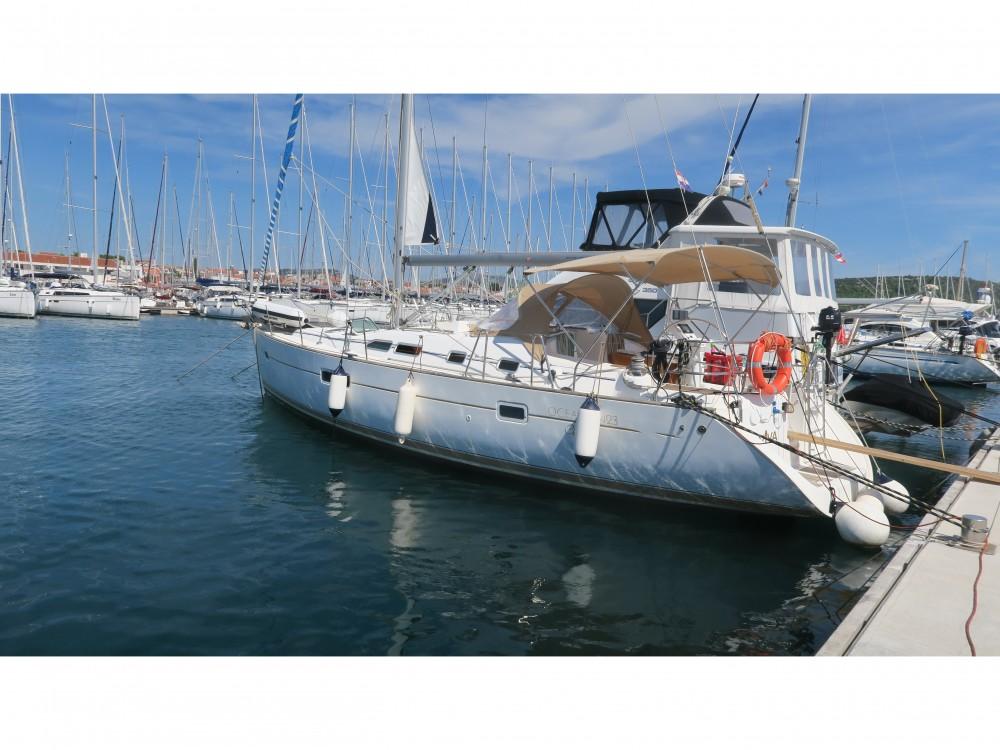 Location bateau  pas cher Oceanis 423