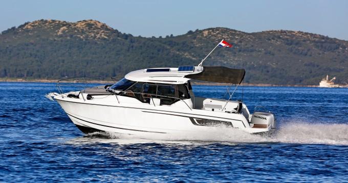 Location yacht à Zadar - Jeanneau Merry Fisher 795 sur SamBoat