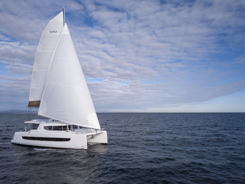 Louer Catamaran avec ou sans skipper Bali à Sant Antoni de Portmany
