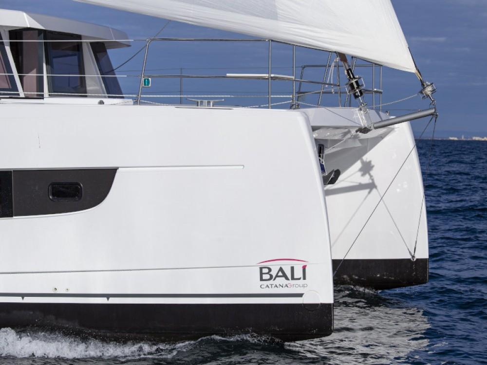 Location Catamaran Bali avec permis