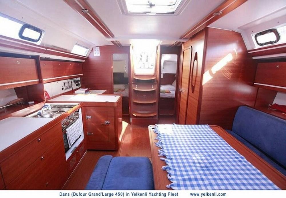 Location yacht à Bodrum - Dufour Dufour 450 GL sur SamBoat
