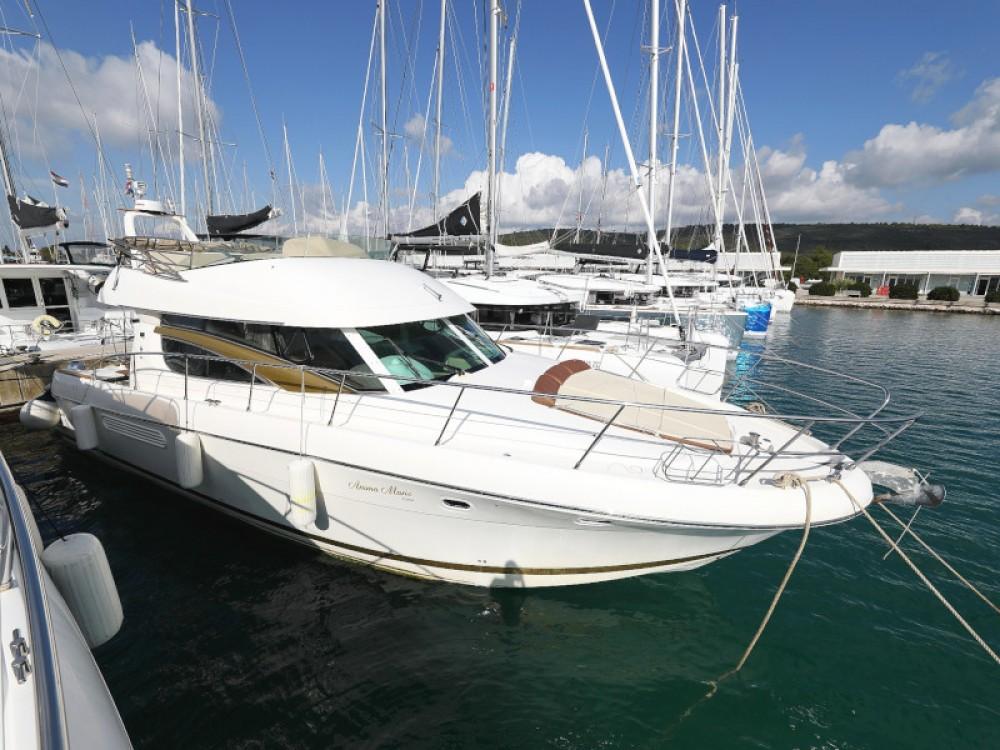 Location bateau Sukošan pas cher Jeanneau Prestige 46 Fly
