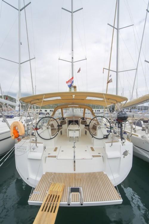 Location bateau Jeanneau Sun Odyssey 519 à Trogir sur Samboat