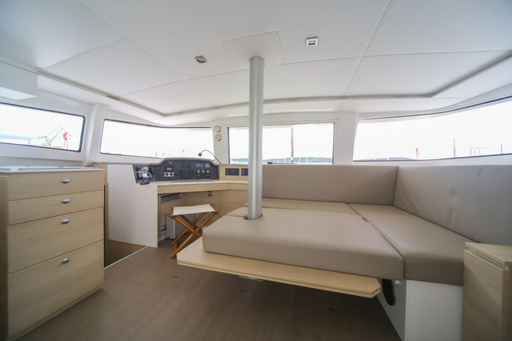 Louer Catamaran avec ou sans skipper Catana à Trogir
