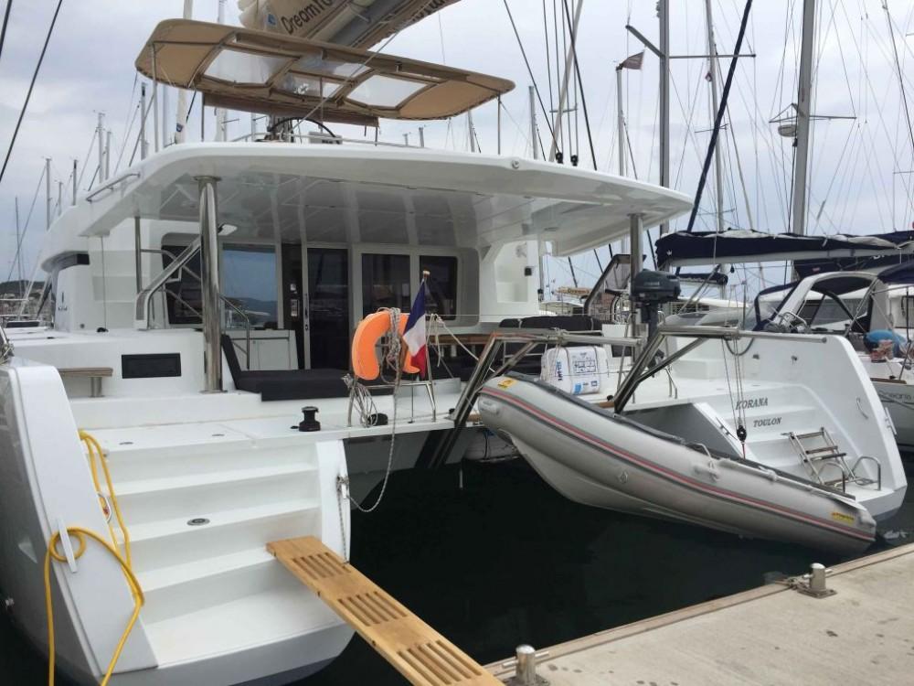 Location yacht à Trogir - Lagoon Lagoon 52 sur SamBoat