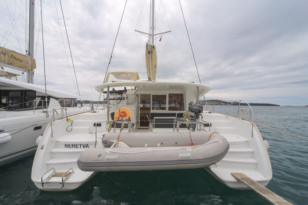 Location yacht à Trogir - Lagoon Lagoon 400 S2 sur SamBoat