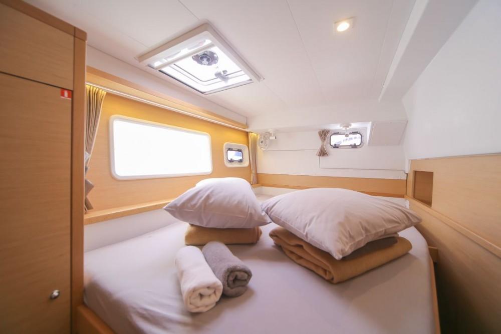Location bateau Lagoon Lagoon 400 S2 à Trogir sur Samboat
