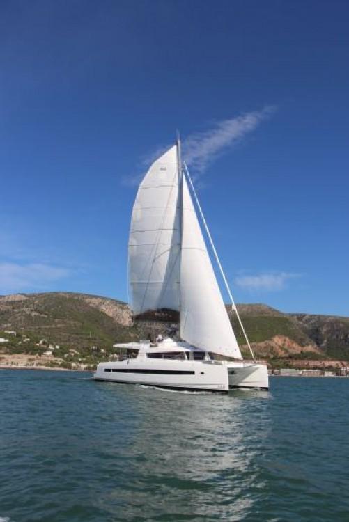 Catamaran à louer à Naples au meilleur prix