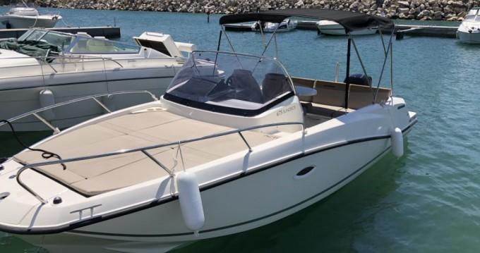 Location yacht à Saint-Raphaël - Quicksilver Activ 675 Sundeck sur SamBoat