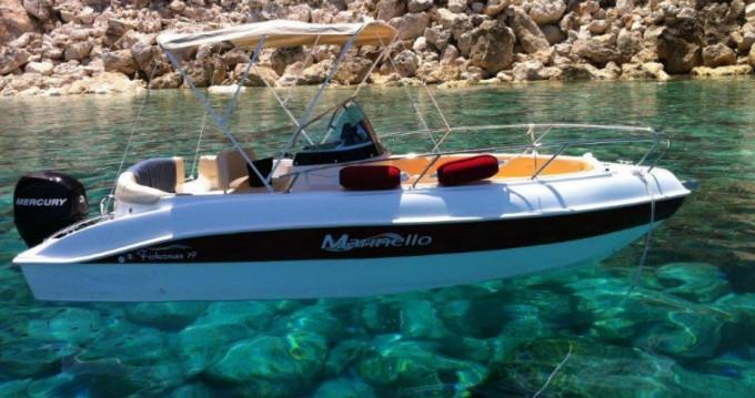 Marinello Fisherman 16 entre particuliers et professionnel à Torrevieja