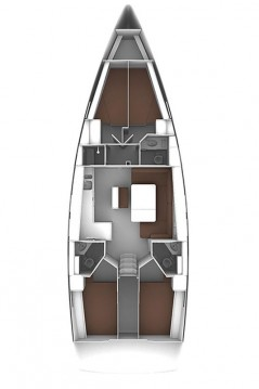 Location bateau Lefkada (Île) pas cher Cruiser 46