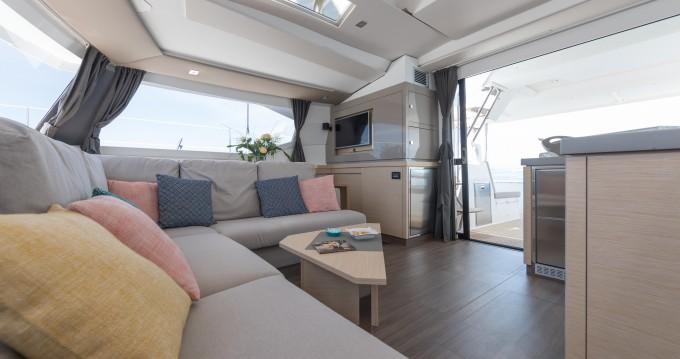 Location Catamaran à Eden Island - Fountaine Pajot Saona 47