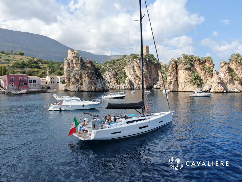 Voilier à louer à Castellammare del Golfo au meilleur prix