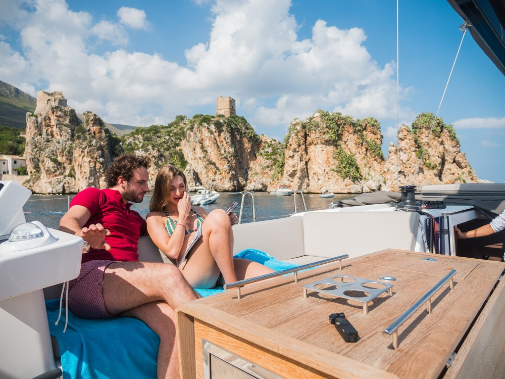 Louer Voilier avec ou sans skipper Dufour à Castellammare del Golfo