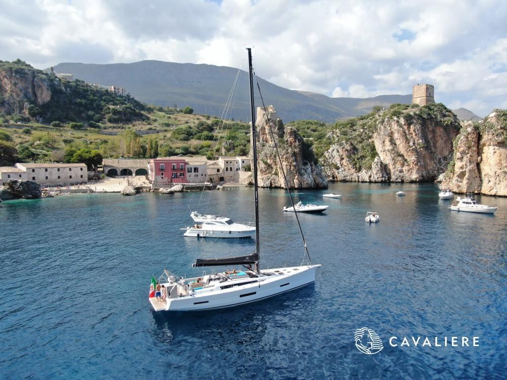 Dufour Dufour 56 Exclusive entre particuliers et professionnel à Castellammare del Golfo
