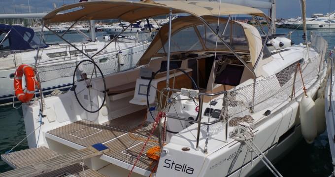 Location bateau Sukošan pas cher Dufour 410 GL