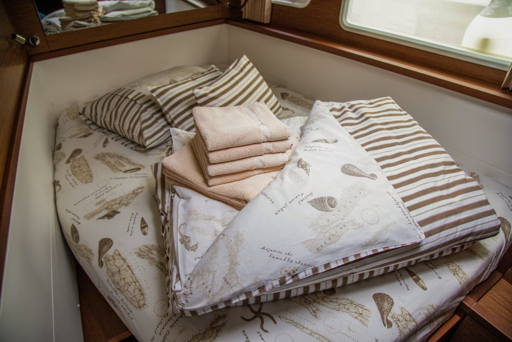 Lagoon Lagoon 450 F (2019) ANJA equipped with generator, A/C (saloon+cabins), water maker, washer/dryer, dishwasher, microwave oven entre particuliers et professionnel à Slano