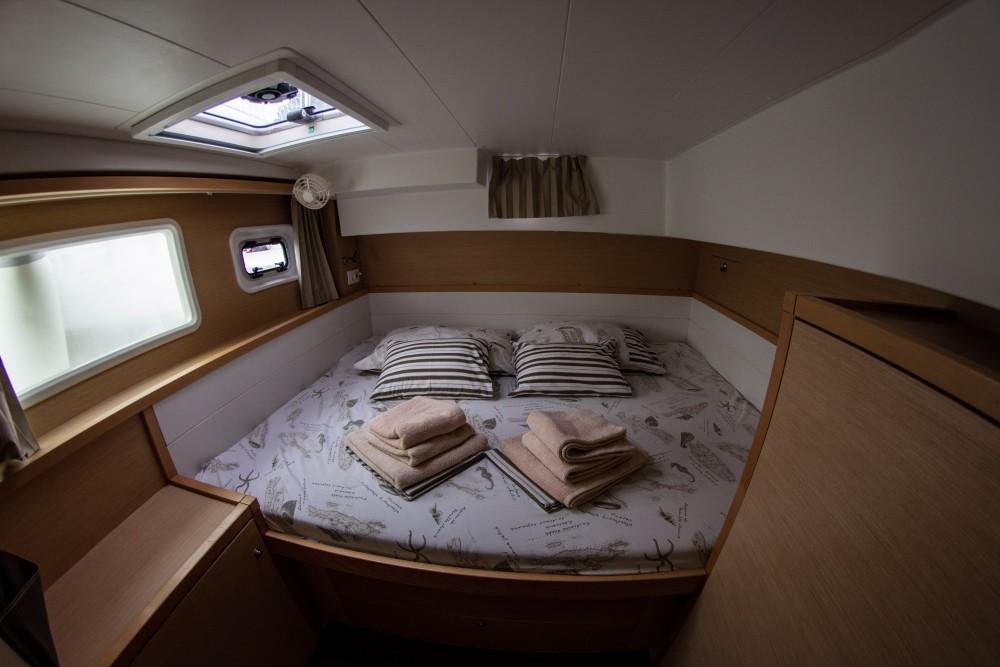 Location yacht à Spalato - Lagoon Lagoon 39 (2014) sur SamBoat