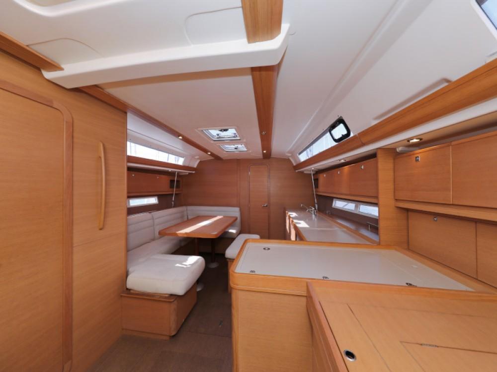 Location yacht à D-Marin Borik - Dufour Dufour 450 GL sur SamBoat