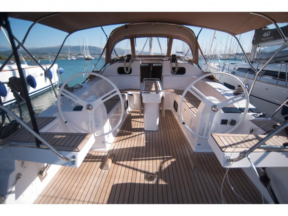 Location yacht à Leucade - Elan Elan Impression 45 sur SamBoat