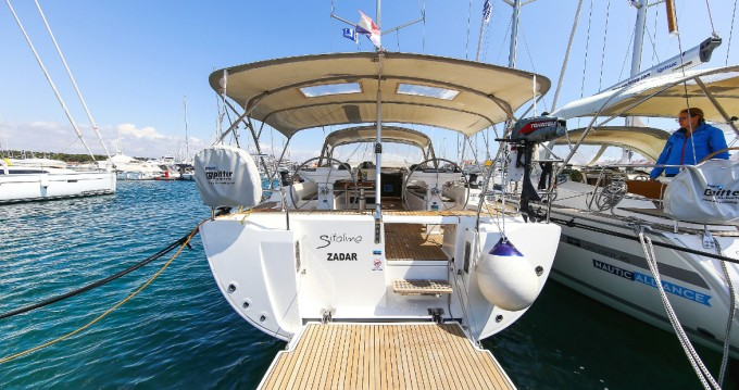 Location yacht à Biograd na Moru - Bavaria Vision 46 sur SamBoat