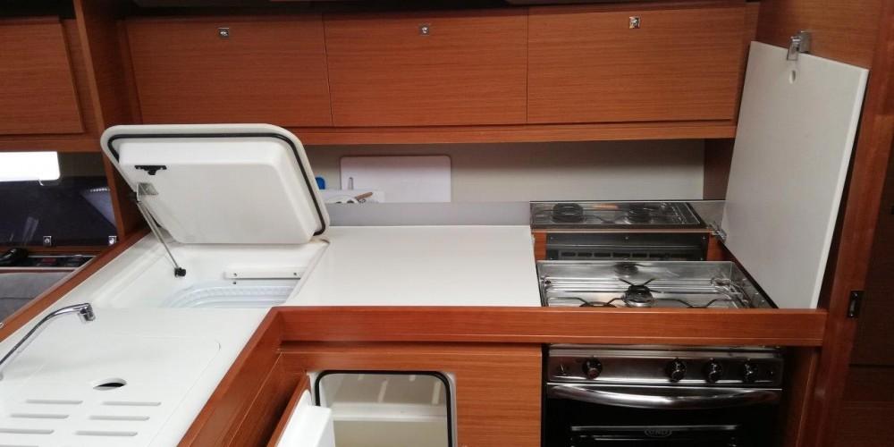 Location yacht à Slovénie - Dufour Dufour 382 GL - 3 cab. sur SamBoat