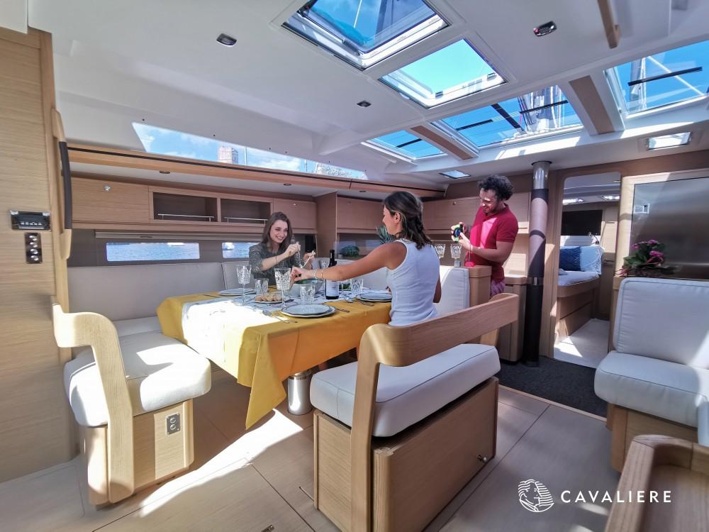 Location yacht à Castellammare del Golfo - Dufour Dufour 56 Exclusive sur SamBoat