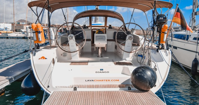 Location bateau Lanzarote pas cher Cruiser 46